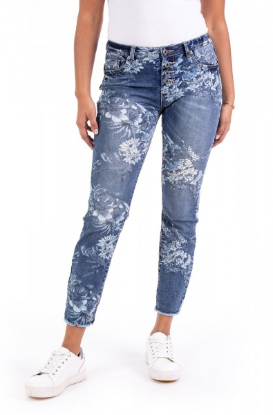 Alexis 10569 Cropped Skinny Fit