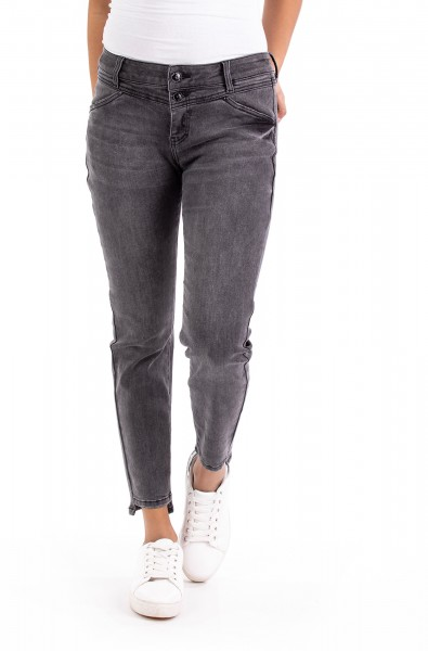 Sandy 30358 Cropped Skinny Fit