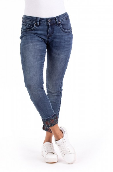 Laura 10498 Cropped Skinny Fit