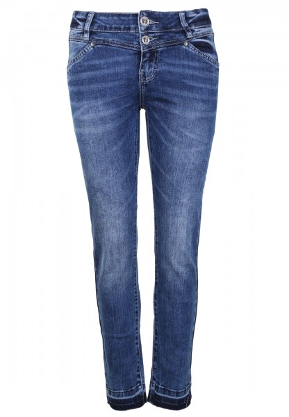Sandy 30136 Cropped Skinny Fit