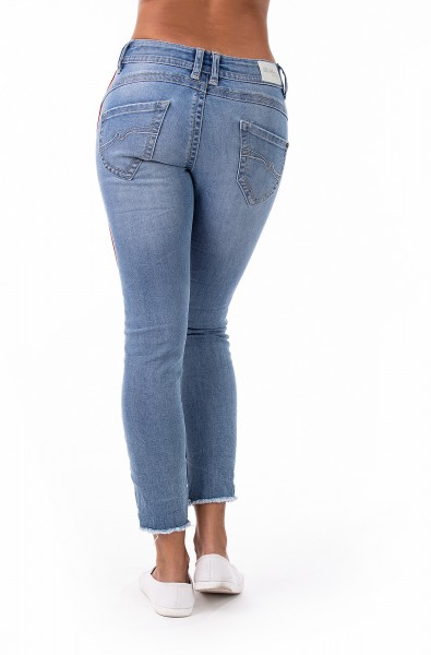 Laura 10205 Skinny Fit Cropped