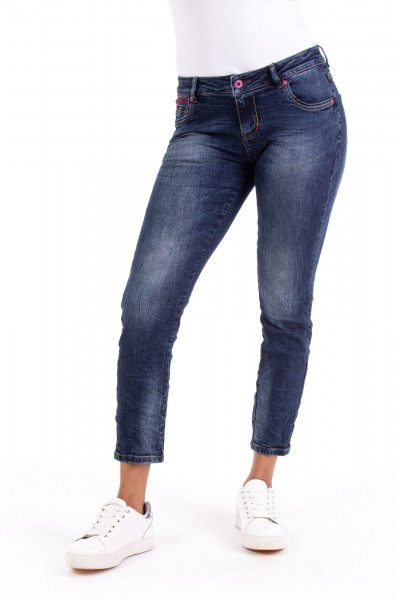 Cherry 10640 Cropped Skinny Fit