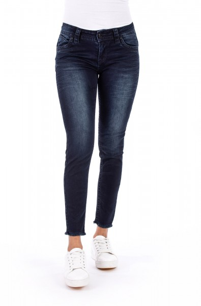 Laura 30080 Cropped Skinny Fit