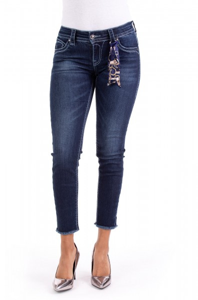 Laura 30227 Cropped Skinny Fit