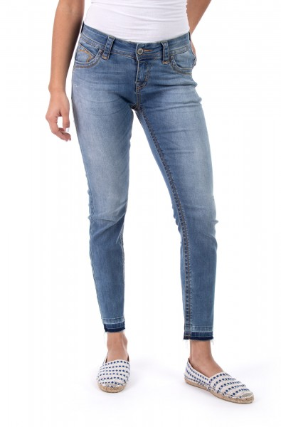 Laura 30139 Cropped Skinny Fit