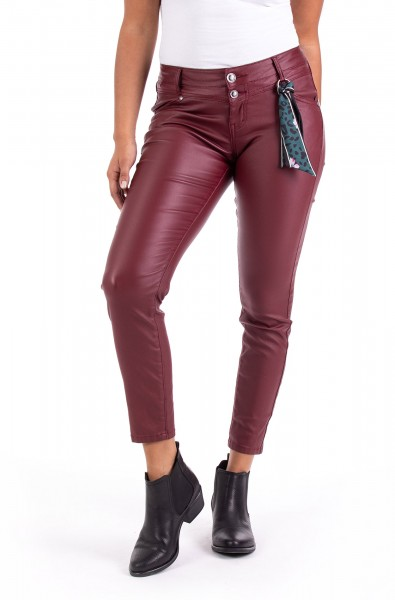 Sandy 30216 Cropped Skinny Fit