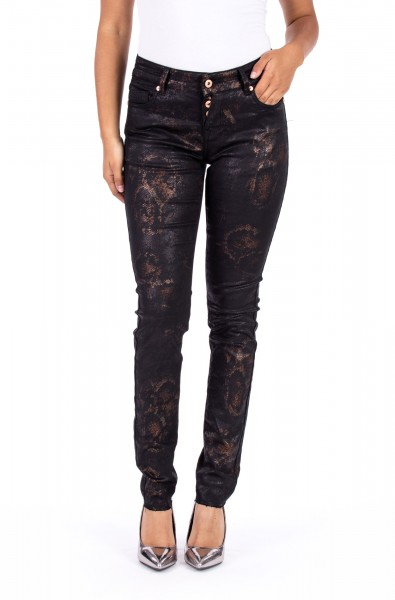 Mary 10338 Cropped Skinny Fit