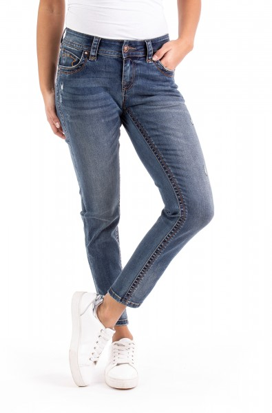 Laura 30345 Cropped Skinny Fit
