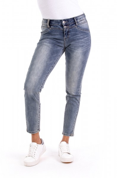 Sandy 30254 Skinny Fit Cropped