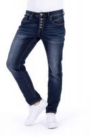 Blue Monkey Jeansshorts »WILSON« mit elastischem Bund online kaufen | OTTO