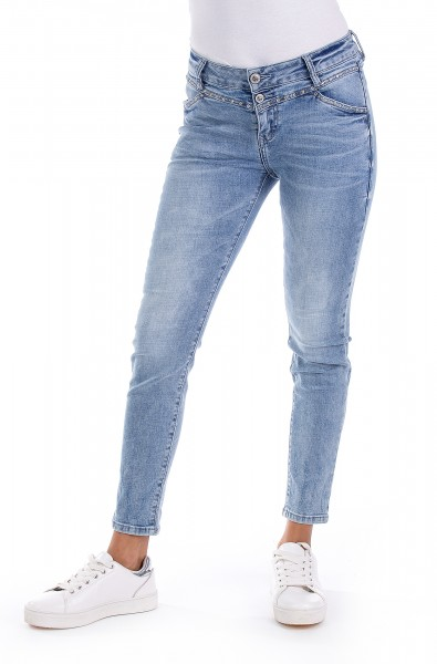 Sandy 30278 Cropped Skinny Fit